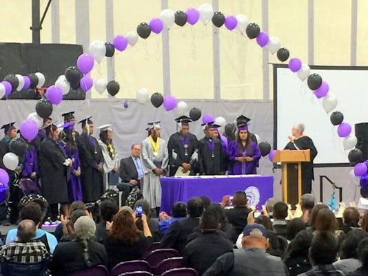 Mescalero-Graduation