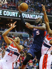 Demarre Carroll (5) has reportedly signed with the
