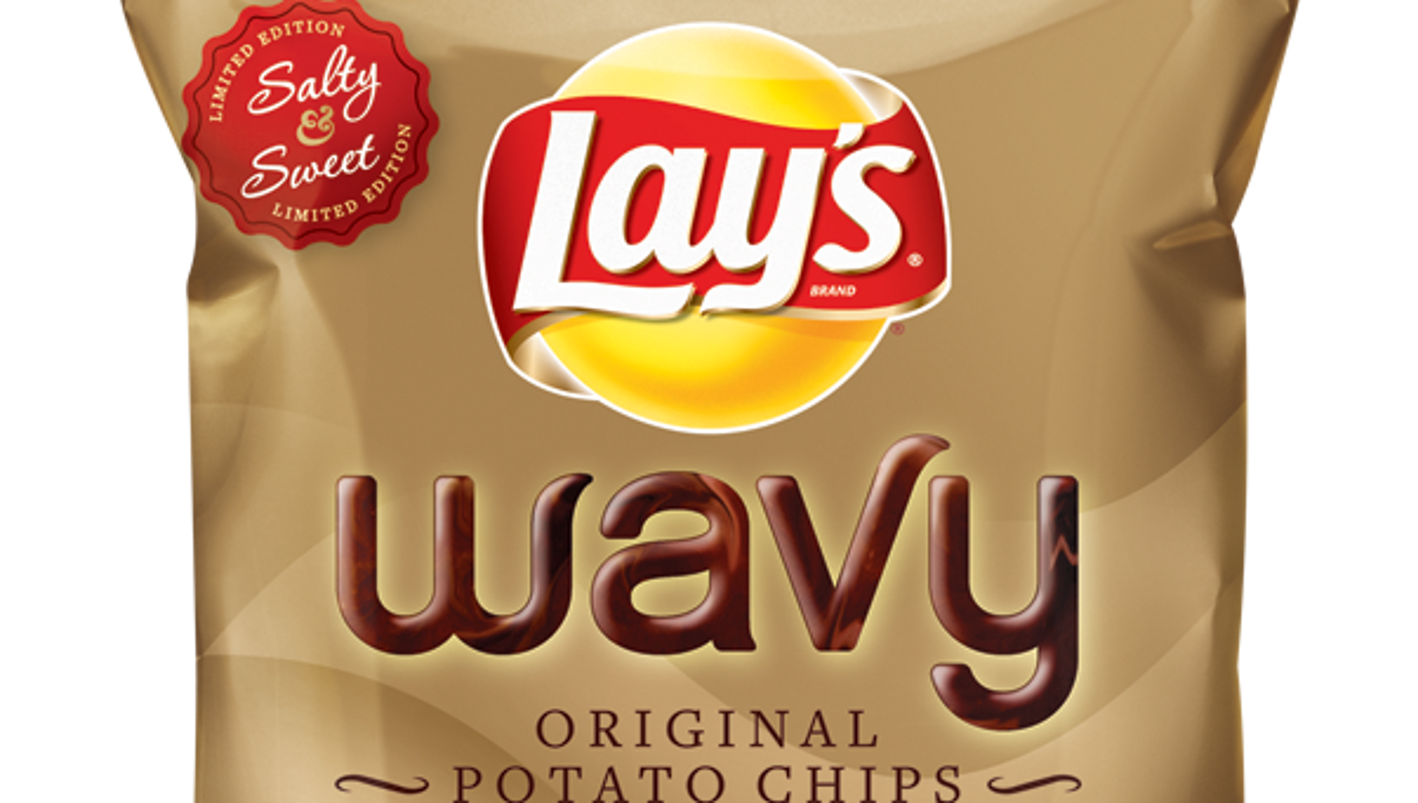 Lay's to roll out chocolate-covered potato chip