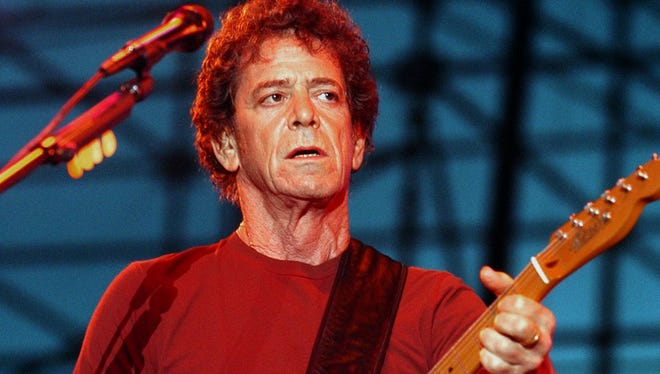 Rock icon Lou Reed has died at 71.