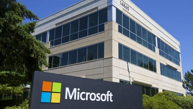 A battle over emails stored overseas between the Trump administration and Microsoft is headed to the Supreme Court this week.