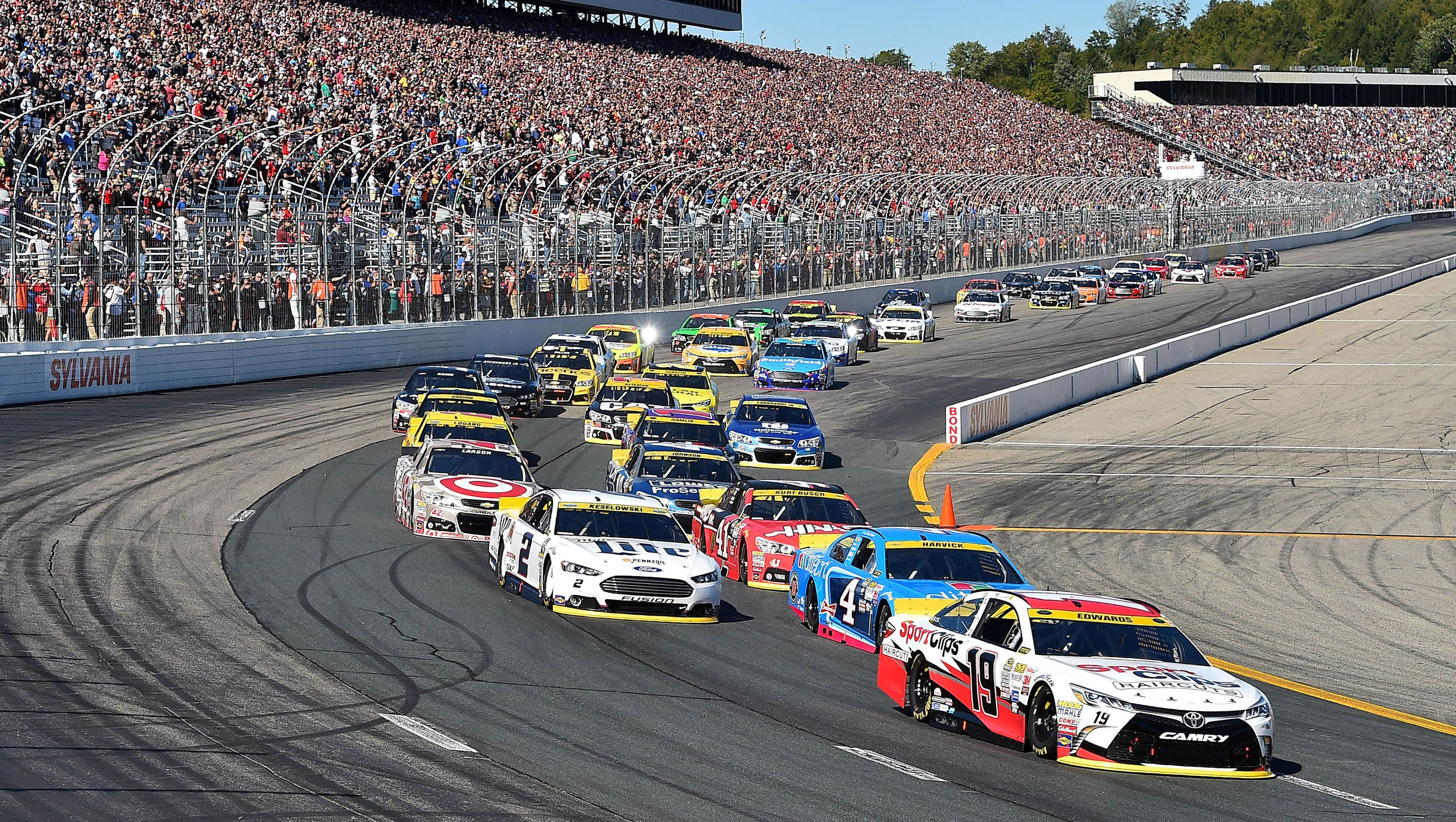 Nascar At New Hampshire 2016 Start Time Lineup Tv Schedule And More