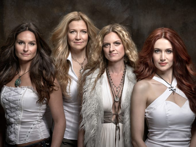 All-female Led Zeppelin tribute band Zepparella