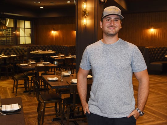 Jesse Camac, owner and operator of Heritage Food &