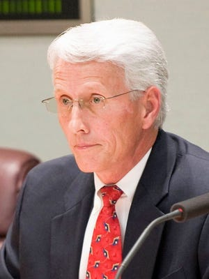 Greenville County Administrator Joe Kernell is negotiating with an unnamed developer on the possible sale and redevelopment of County Square and its surrounding 37 acres. Kernell said an announcement should be coming in early 2018 about the project.