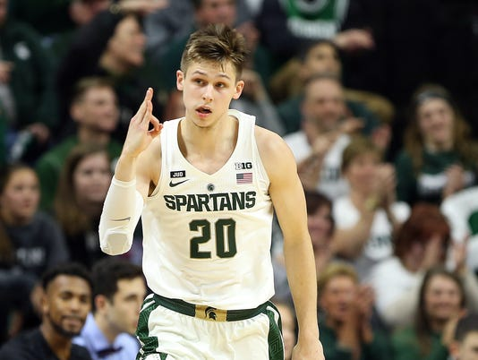 NCAA Basketball: Long Beach State at Michigan State