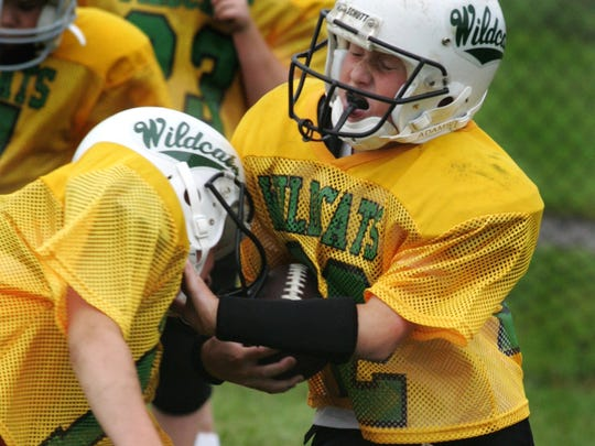 New York is considering a ban on youth football for children under age 12.