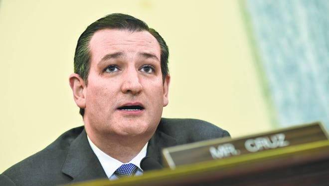 Senator Cruz says NASA should focus on Mars.