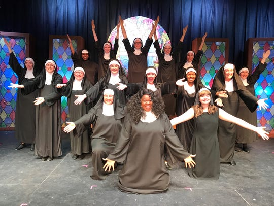 "Cultural Park Theater's ""Sister Act"""