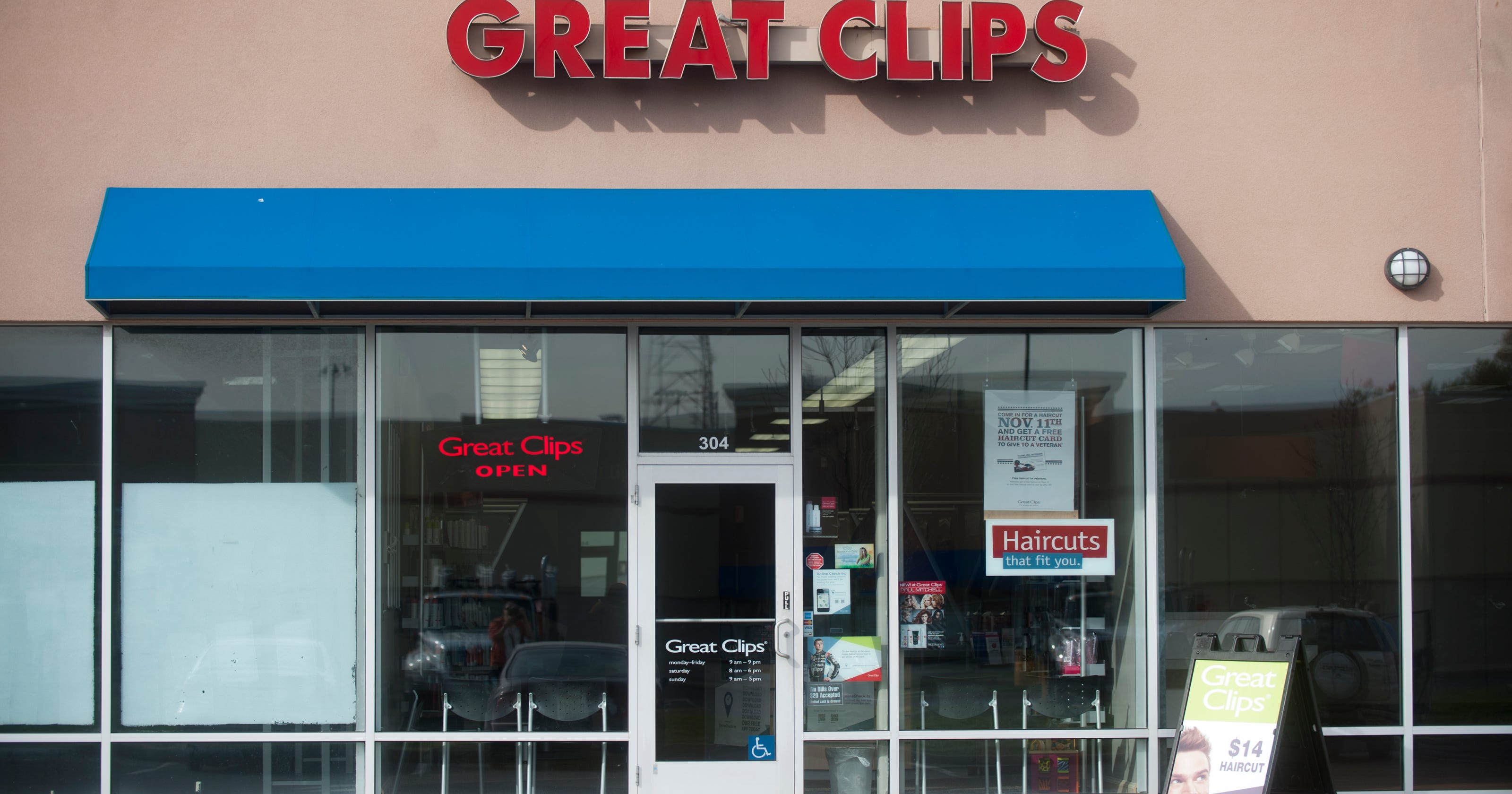 Storefront Veterans Day Deals For Those Who Served