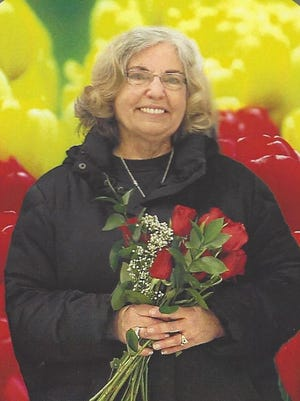 The late Helene Sawka, who passed away this past October, was one of the founding members of the Lakeland hockey team and served in many roles up to the time of her passing. She will be honored at tonight's Lakeland-Ramsey game at the Ice Vault in Wayne.