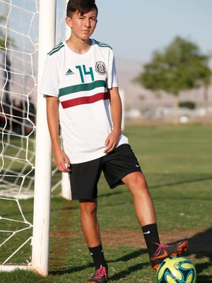 Adriel Sanchez tried out for and made it into the Barca Academy, a soccer residency program put on by renowned team FC Barcelona. It means he will move to Casa Grande, Arizona to live, go to school and learn about their soccer philosophy.
