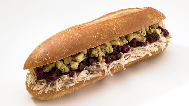 The Bobbie is Capriotti's Sandwich Shop's signature sub.
