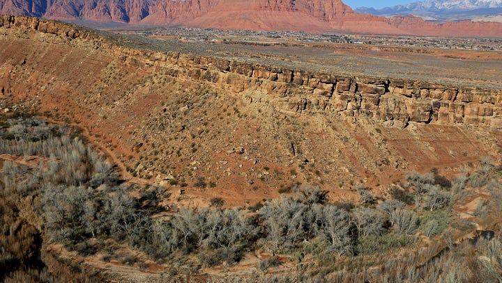 Southern Utah news in brief: Public lands cleanup, Ivins Reservoir and GOP event