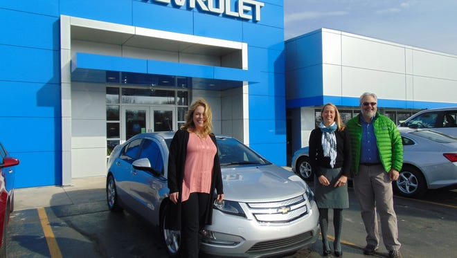 Van Horn Automotive Group has donated a Chevrolet Volt to Meals On Wheels of Sheboygan County.