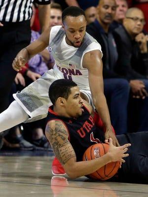 Utah guard JoJo Zamora announced his decision to transfer to Grand Canyon University.