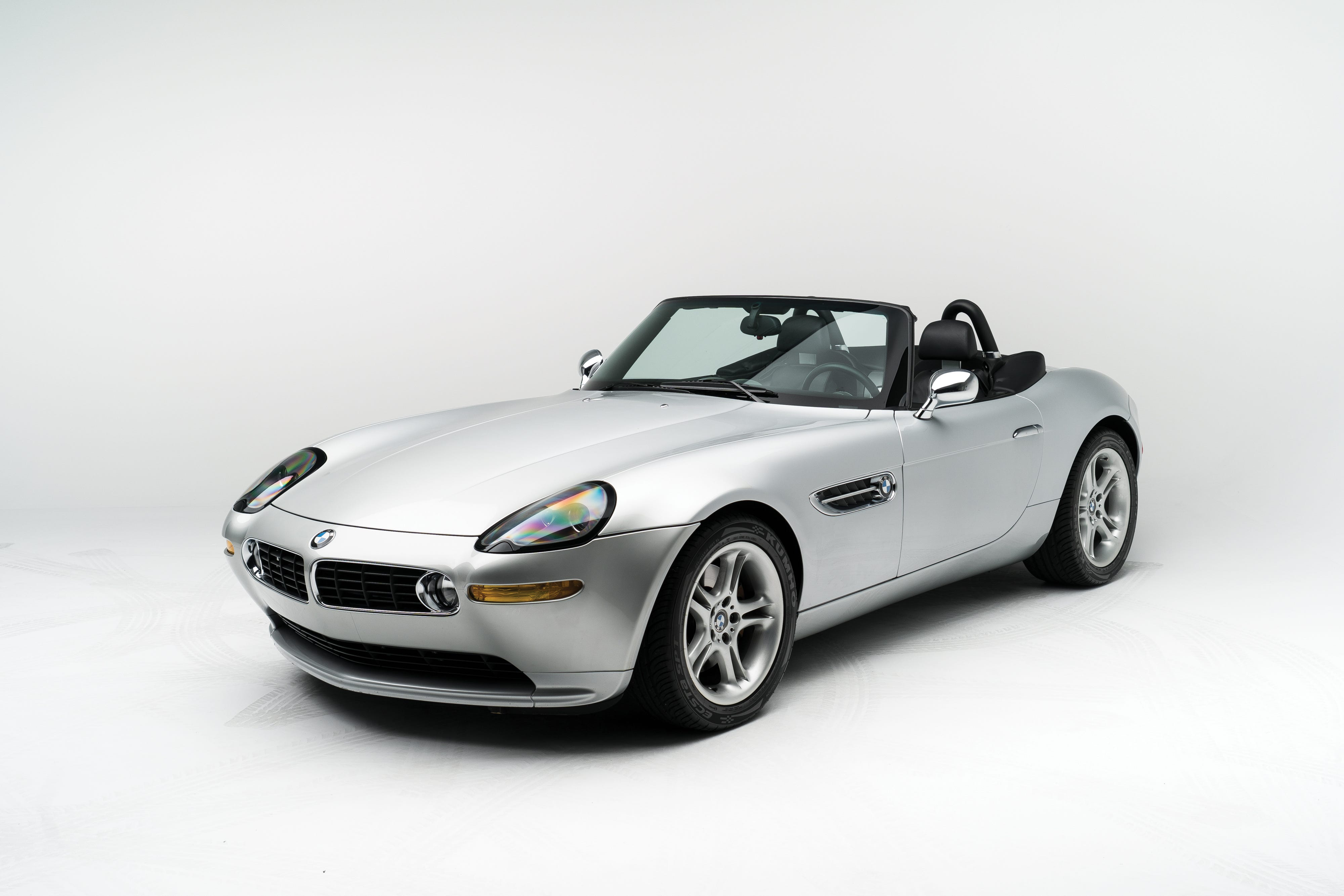 Car Auction Apps >> Apple founder Steve Jobs's BMW Z8 hits the auction block