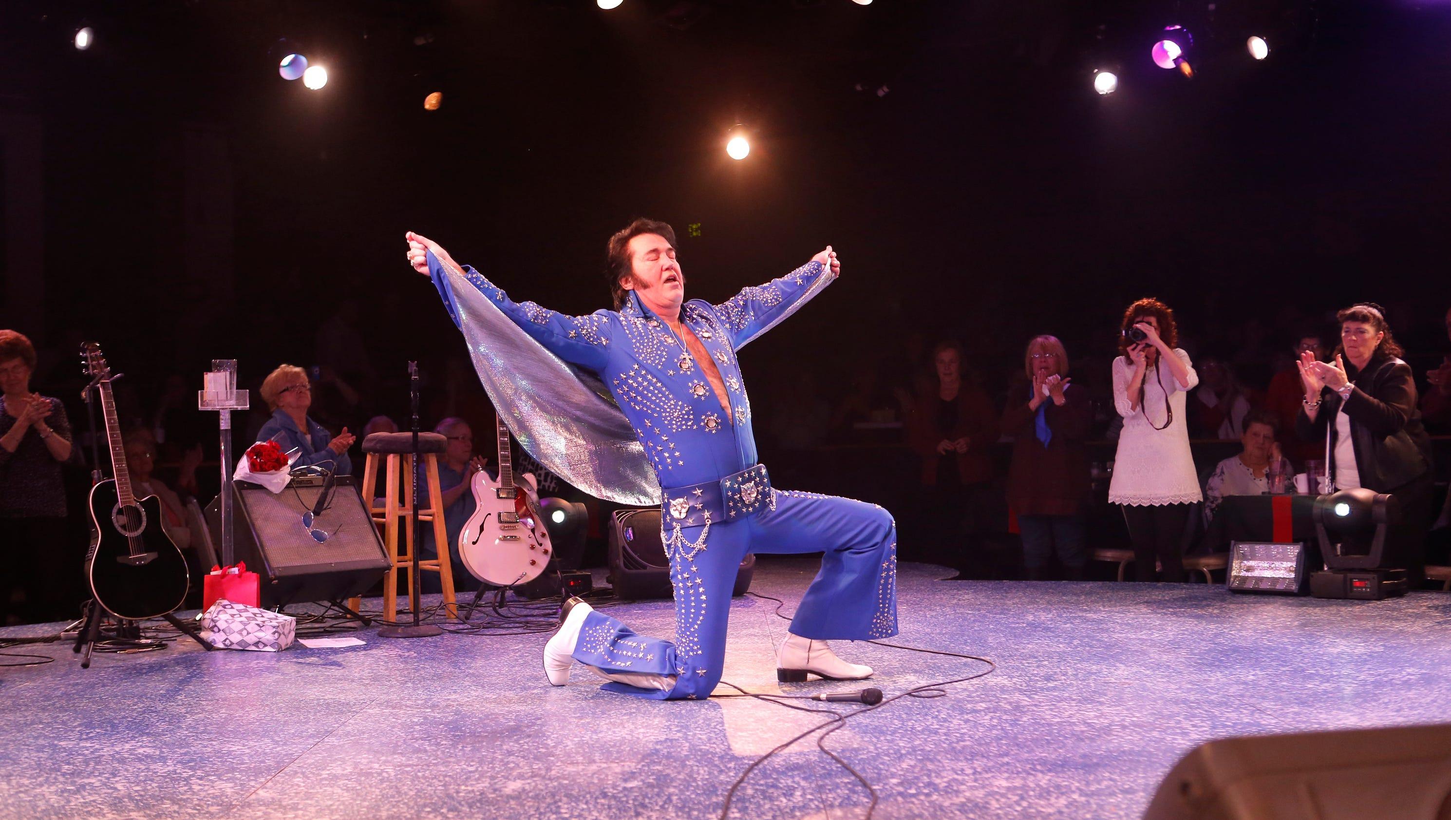Ed Elvis Miles hangs up his jumpsuit