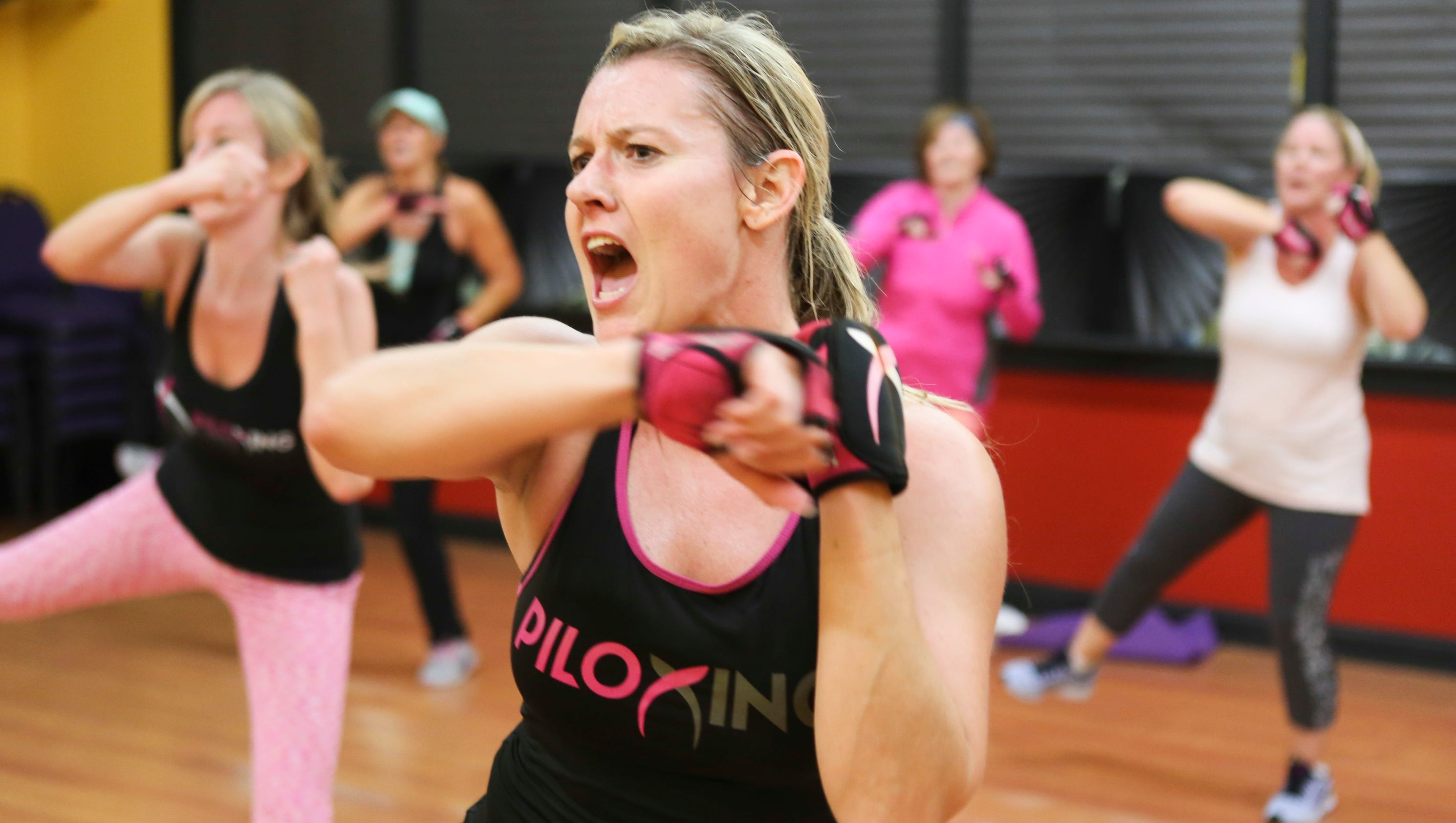 Piloxing combines pilates dance and boxing xflitez Image collections