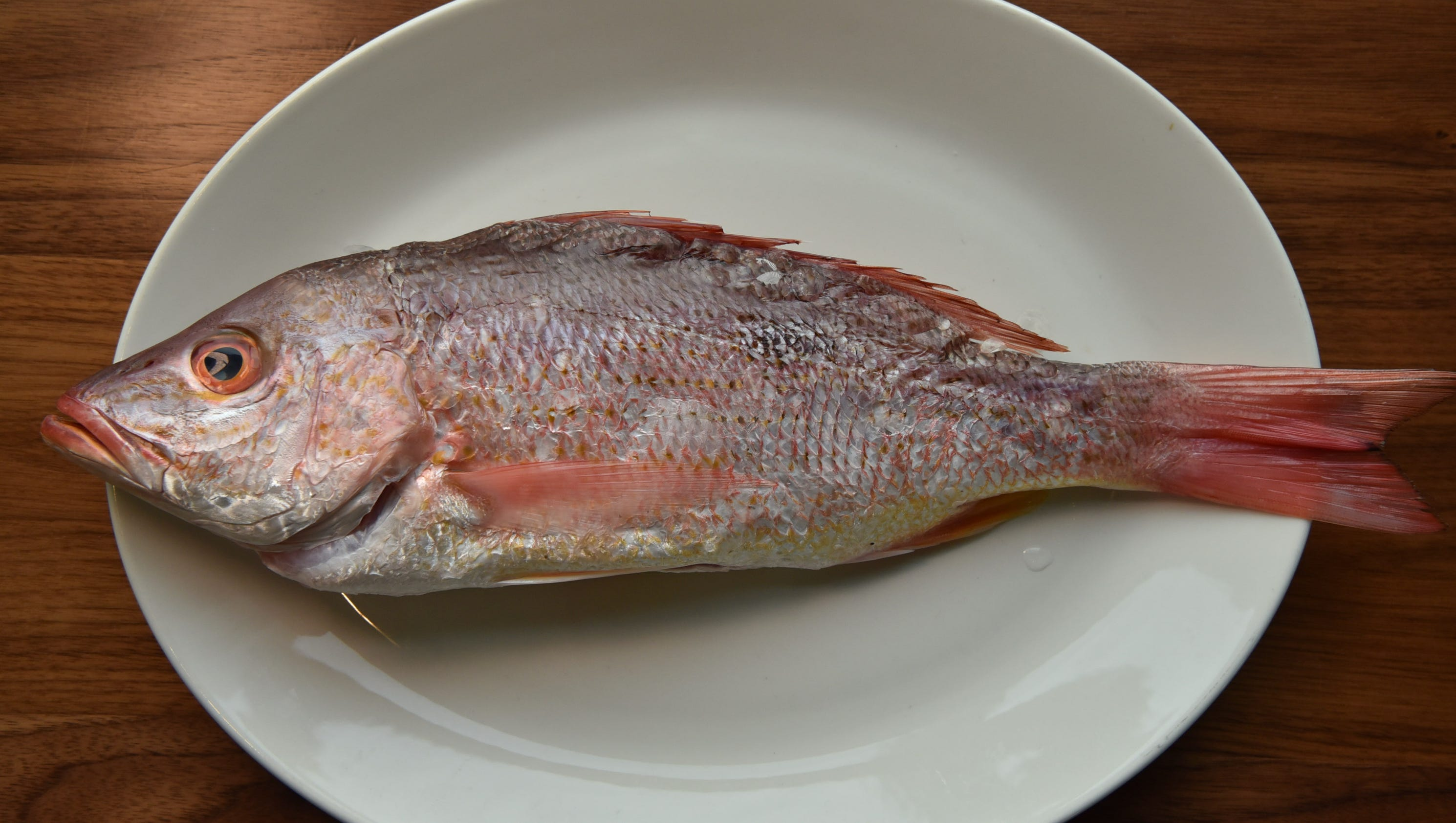 Food Network Red Snapper