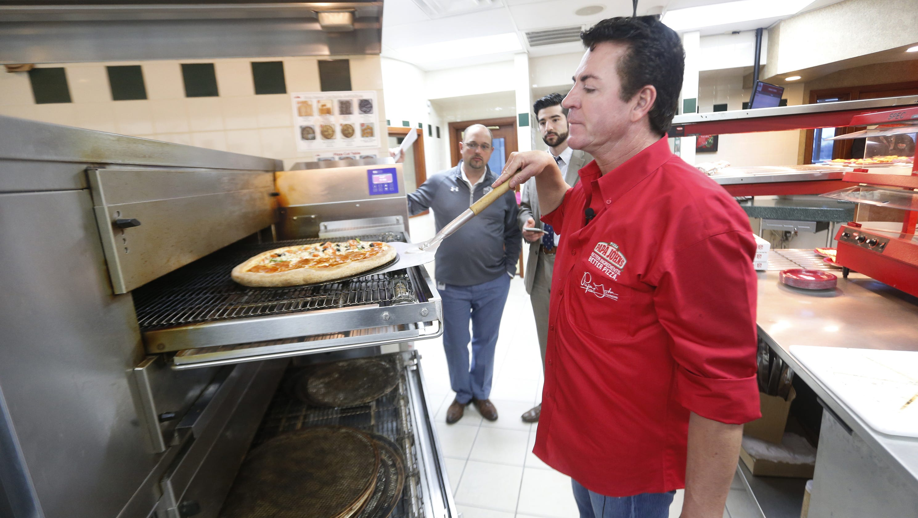 Feb 27, · Papa John's announced on Tuesday it is ending its NFL sponsorship deal. The pizza chain faced backlash after Papa John's founder blamed the NFL's
