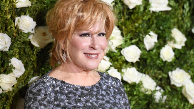 The backlash to Bette Midler's tweet declaring women 'the n-word of the world' was fast and hot.
