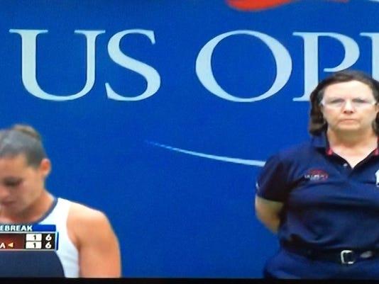 Gagnard -women's final