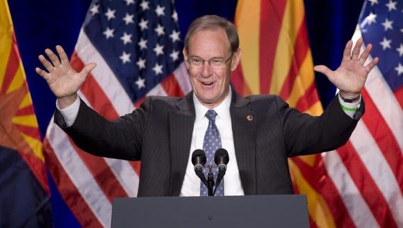 Former Arizona Attorney General Terry Goddard has been