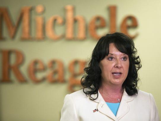 Arizona Secretary of State Michele Reagan.