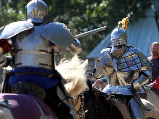 Step back in time to 16th century England at the Ohio Renaissance Festival, which opens Aug. 30.