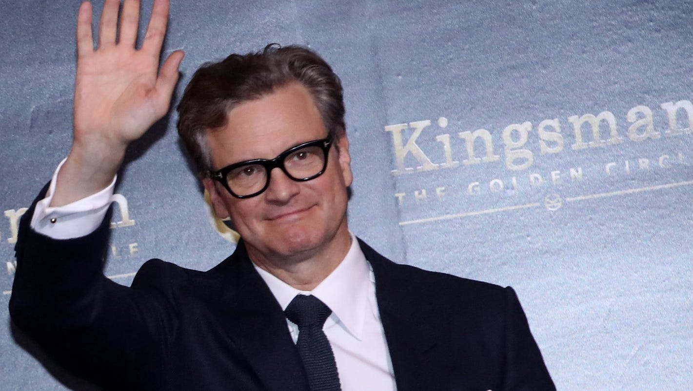 Actor Colin Firth obtains Italian citizenship due to 'all the uncertainty around'