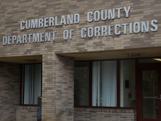 Cumberland County Jail Carousel