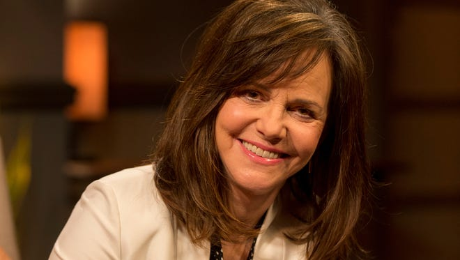 Sally Field takes the hot seat as co-host of TCM's 'The Essentials.'