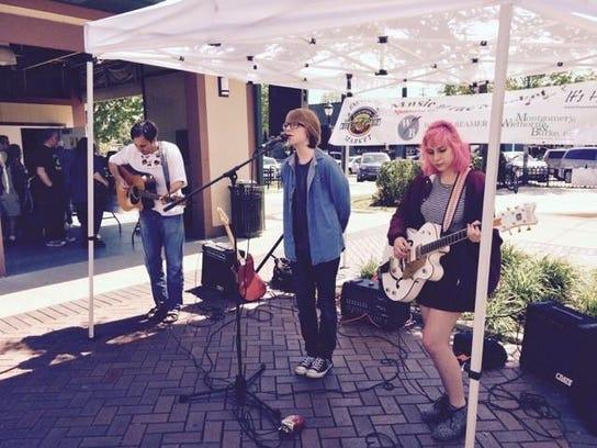 Farmington's School of Rock made a tour stop at the