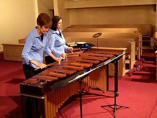 2 FRM marimba