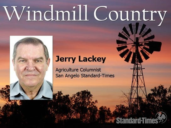 The Standard-Times publishes Windmill Country every Sunday.