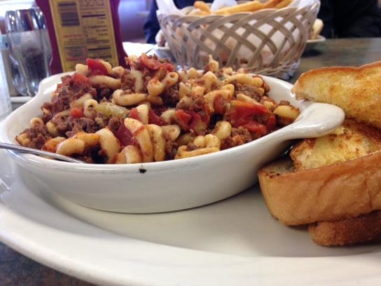 The Coney Island Cafe & Grill has a menu full of comfort
