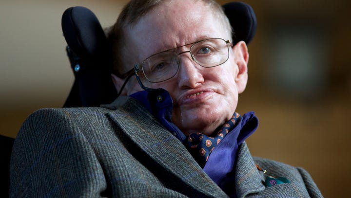 Stephen Hawking, legendary physicist, dies at 76, family says