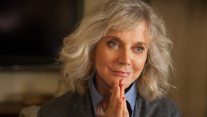 """Blythe Danner in a scnee from """"I'll See You in My Dreams."""""""