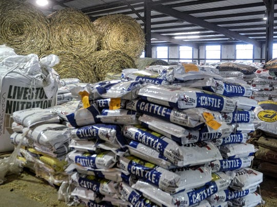 AgriLife Extension and the Texas Animal Health Commission are collaborating to provide supplies for animals affected by Hurricane Harvey.