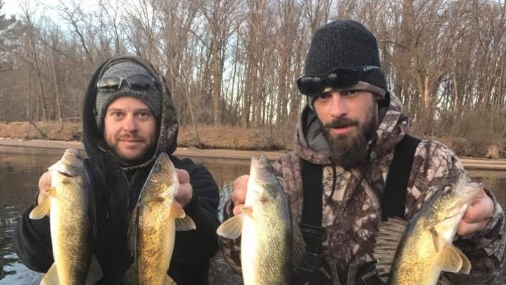 Central Wisconsin outdoor report for March 24