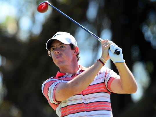 McIlroy can see himself as golf's next dominant player