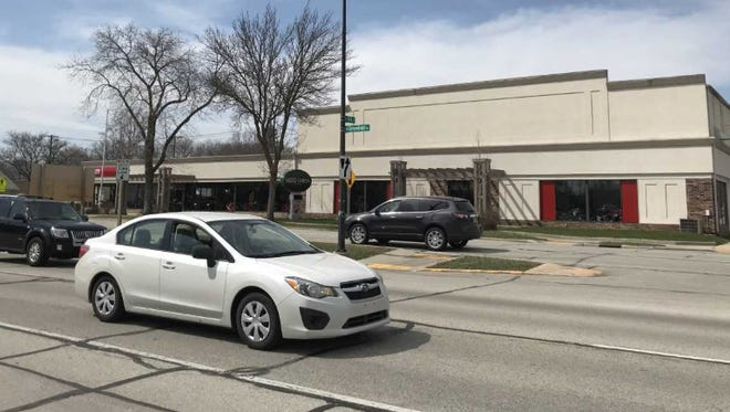 A baked potato road-rage incident happened at busy 114th and Greenfield Avenue the evening of April 29.