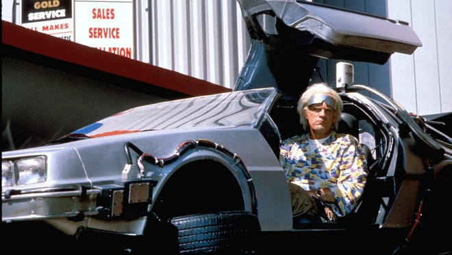 Christopher Lloyd in 1989's 'Back to the Future, Part II.'