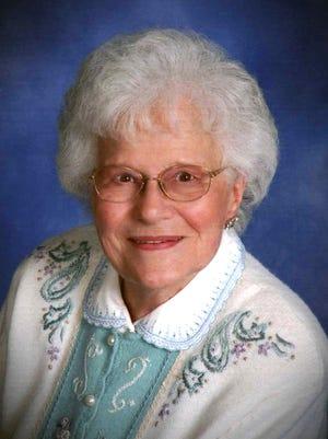 Vera Cross 96th Birthday
