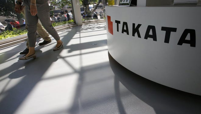Another driver has been killed in an accident involving a vehicle with a Takata air bag.