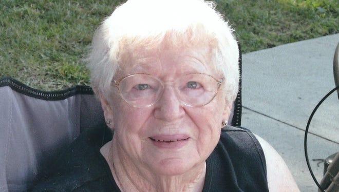 Marjorie Burns, 94