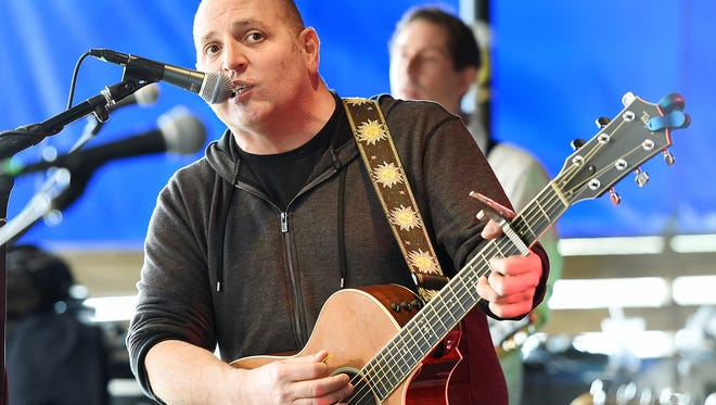 Local favorite Love Seed Mama Jump, frontman Rick Artz entertains as The Dewey Beach Music Festival was held on Friday and Saturday April 3 & 4 at the Rusty Rudder in Dewey Beach.