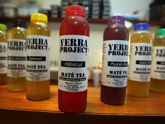 Yerba Project is a variety of teas created by Manni