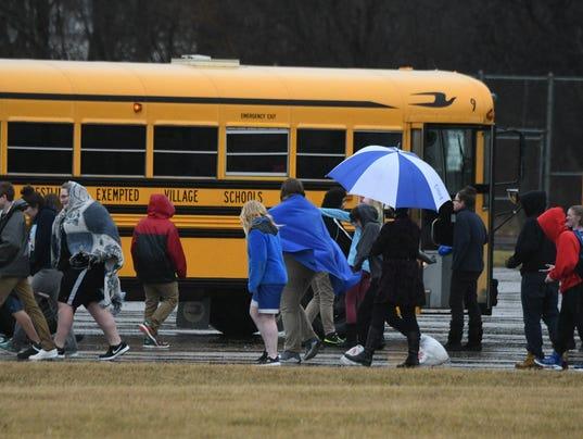 Crestlline schools evacuated